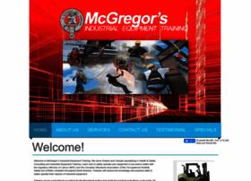 mcgregorstraining.com