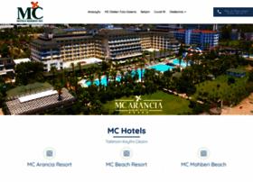 mcgrouphotels.com