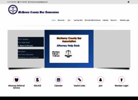 mchenrycountybarassoc.org