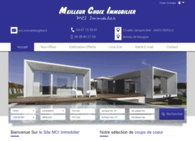 mci-immobilier.net