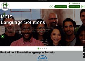 mcislanguages.com