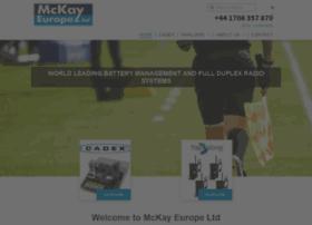 mckayeurope.com