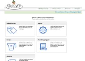 mckays.mywebgrocer.com