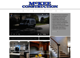 mckeeconstruction.net