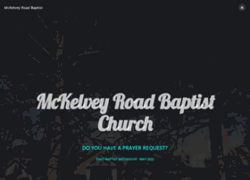 mckelveyrdbaptist.org