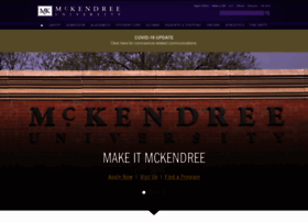 mckendree.edu