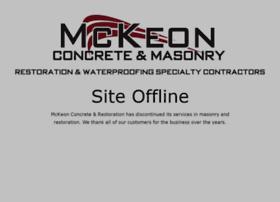 mckeonrestoration.com