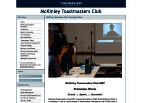 mckinley.toastmastersclubs.org