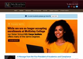 mckinleycollege.com
