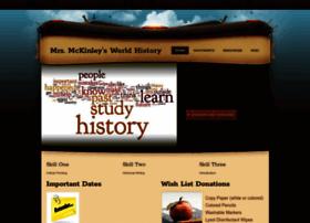 mckinleyworldhistory.weebly.com