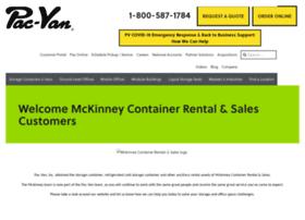 mckinneycontainers.com