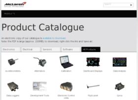 mclarenelectronics.com