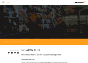 mclarenmembers.com
