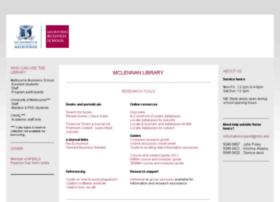 mclennan.mbs.edu