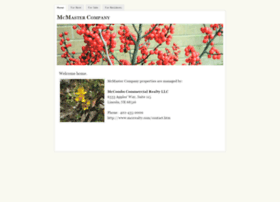 mcmasterco.com