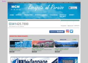 mcmviajes.com.ar