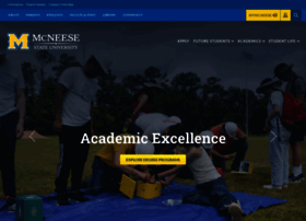 mcneese.edu