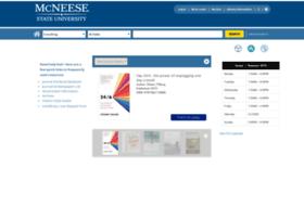 Mcneese.louislibraries.org