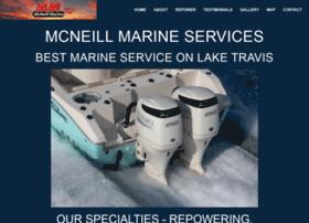 mcneillmarineservices.com