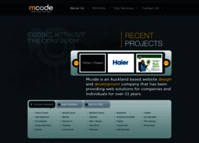 mcode.co.nz