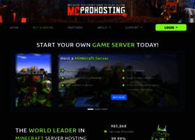 mcprohosting.com