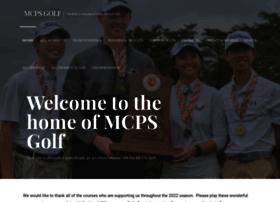 mcpsgolf.org