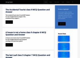 mcq-test.com