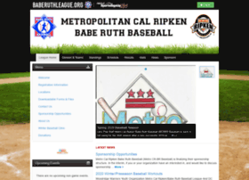 mcrbrbaseball.siplay.com