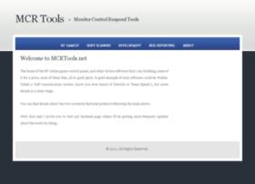 mcrtools.net