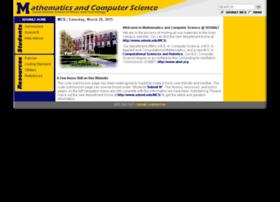 mcs.sdsmt.edu