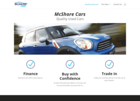 mcshorecars.co.za