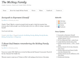 mcstayfamily.org