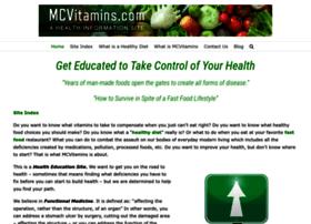 mcvitamins.com