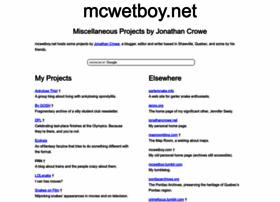 mcwetboy.net