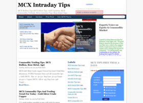 mcx-intraday-tips.blogspot.in