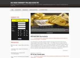 mcxncdex-commodity-tips.blogspot.in