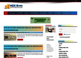 mcxstar.com