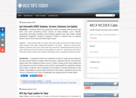 mcxtipscalls.blogspot.in