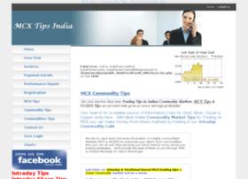 mcxtipsindia.com