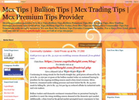mcxtipsproviders.blogspot.in
