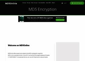 md5online.org