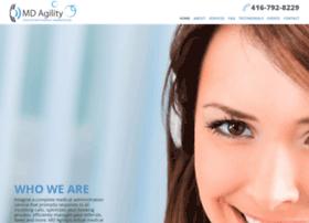 mdagility.com