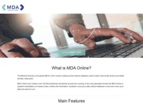 mdaonline.com.au