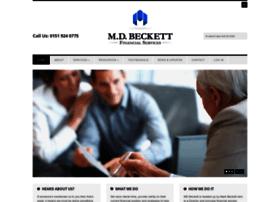 mdbeckett.co.uk