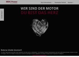 mdc-power.com