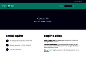 mdcdot.com