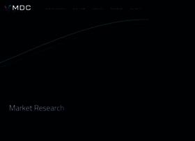 mdcresearch.com