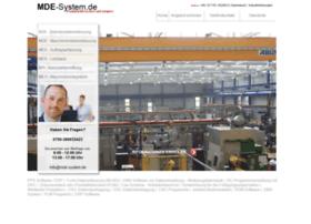 mde-system.de