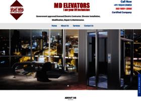 mdelevators.com