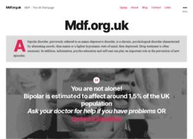 mdf.org.uk